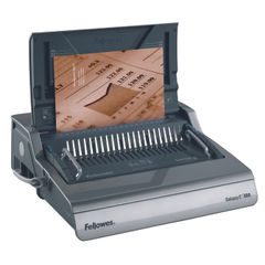 View more details about Fellowes Galaxy Electric Comb Binding Machine 5622101