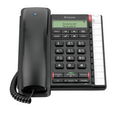 View more details about BT Converse 2300 Corded Phone Black 040212