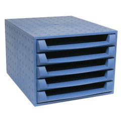 View more details about Forever Blue 5-Drawer Set (W284 x D387 x H218mm) 221101D