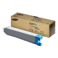 View more details about Samsung CLT-C659S High Capacity Cyan Toner Cartridge - SU093A