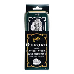 View more details about Helix Oxford Maths Set In Tin B43000