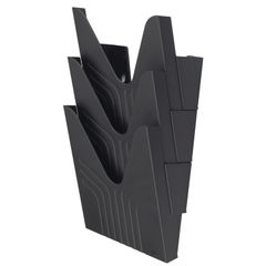 View more details about Avery Black Original Literature Holders, Pack of 3 - 144-3BLK