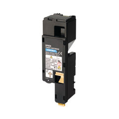 View more details about Epson 0613 High Capacity Cyan Toner Cartridge - C13S050613