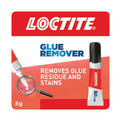 View more details about Loctite Glue Remover 5g (Removes super glue from clothing, skin and most surfaces) 1623766