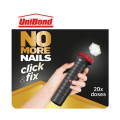 View more details about Unibond No More Nails Click n Fix 30gm 2312989
