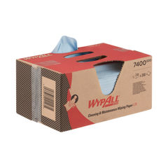 View more details about Wypall L20 Clean And Maintenance Wipes (Pack of 280) 7400