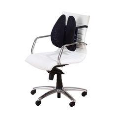 View more details about Kensington Black Conform Adjustable Back Rest - K6402012WW