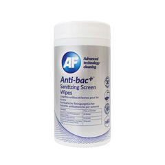 View more details about Anti-Bac Sanitising Screen Wipes (Pack of 60) - ABSCRW60T