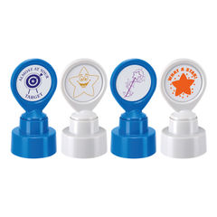 View more details about COLOP Motivational Stamp Assorted Pack A (Pack of 4) MOTIVPK1