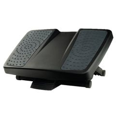 View more details about Fellowes Professional Series Ultimate Foot Rest Black 8067001