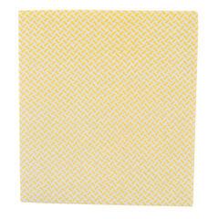 View more details about 2Work Med Weight Cloth 380x400mm Yellow (Pack of 5) 103179Y
