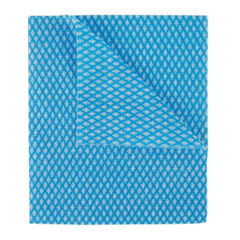 View more details about 2Work Economy Cloth 420x350mm Blue (Pack of 50) 104420BLUE