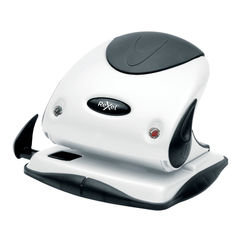 View more details about Rexel Choices P225 White 2 Hole Punch - 2115691