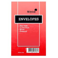View more details about Silvine Duke-Sized Pre-Glued Envelopes 16 (Pack of 36) 317