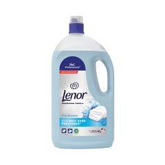 View more details about Lenor 4 Litre Sea Breeze Linen Care Fabric Softener - 5413149190955