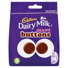 View more details about Cadbury 95g Giant Buttons Share Bag - 4240133