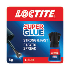 View more details about Loctite 5g Brush On Super Glue - 577091
