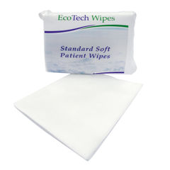 View more details about EcoTech Soft Dry Patient Wipes 100 Sheets PWF2000