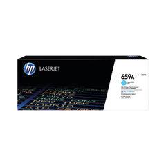 View more details about HP 659A Original LaserJet Toner Cartridge Cyan W2011A