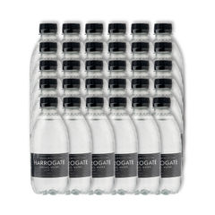 View more details about Harrogate 330ml Still Water Bottles, Pack of 30 - P330301S