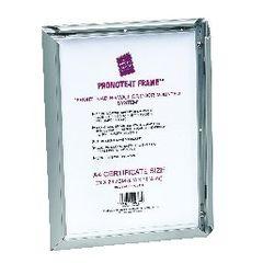 View more details about TPAC Photo Promote It Frame A3 Aluminiun (Non-glass break-resistant cover) PAPFA3B