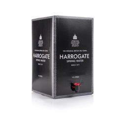 View more details about Harrogate 10 Litre Still Water Bag in a Box - BOX 1015