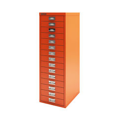 View more details about Bisley 860mm Mandarin 15 Drawer Cabinet - BY78747