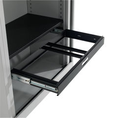 View more details about Talos Black Side Opening Tambour Filing Frame