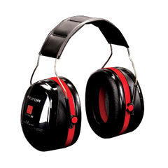View more details about 3M Optime III Peltor Ear Defenders - 4540A-411-SV