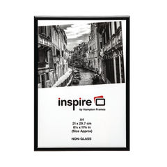View more details about TPAC Black A4 Certificate Photo Frame - PAAFA4BLK