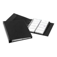 View more details about Durable Visifix Economy Business Card Album A4 2444/01