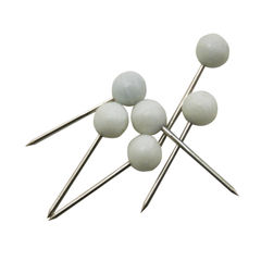 View more details about Map Pins White (Pack of 100) 26871