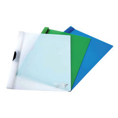 View more details about Rapesco Assorted Eco A4 PP Clip File (Pack of 10) - 1100