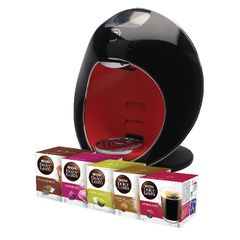 View more details about Nescafe Dolce Gusto Majesto Coffe Machine with 480 FOC Pods NL819844