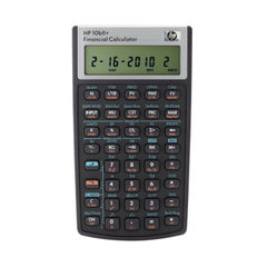 View more details about HP 10bii+ Financial Calculator HP-10BIIPLUS/B12