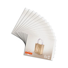 View more details about 1st Class Stamps x 300 (50 Postage Stamp Booklets of 6) - SB6F