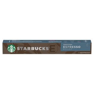 Nespresso Starbucks Espresso Roast Coffee Pods
