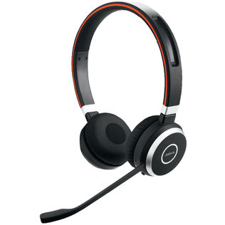 Jabra Evolve 65 MS Duo Bluetooth Headset