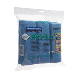 Wypall Microfibre Cloth (Pack of 6)
