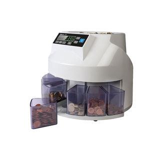 Safescan Mixed Coin Counter and Sorter Euro