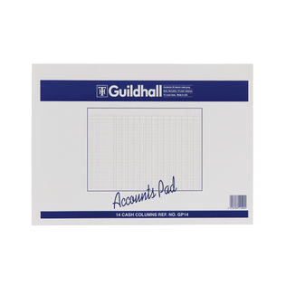 Exacompta Guildhall Account Pad