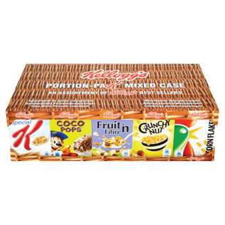 Kellogs Cereal Variety Case (Pack of 35)