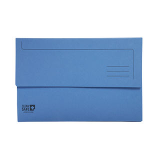 Clean Safe Document Wallets (Pack of 5)