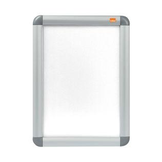 Nobo Aluminium Clip Frame A4 Silver