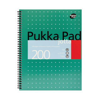 SAVE 15% with Pukka Pads Jotta Metallic Writing Pad