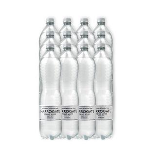 Harrogate Spring 1.5L Bottled Sparkling Water (Pack of 12)