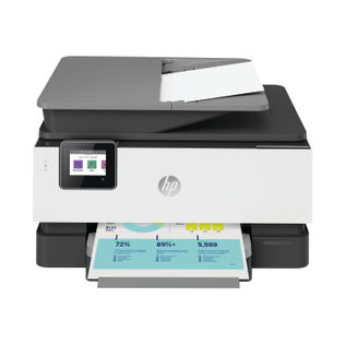 HP OfficeJet Pro 9012 All-in-One Colour Printer