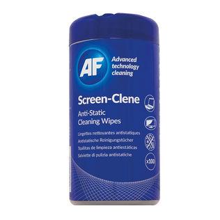 AF Screen-Clene Wipes Tub