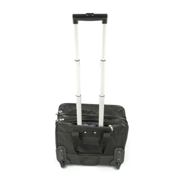 Targus Wheeled Laptop Bag Polyester Black TBR003EU