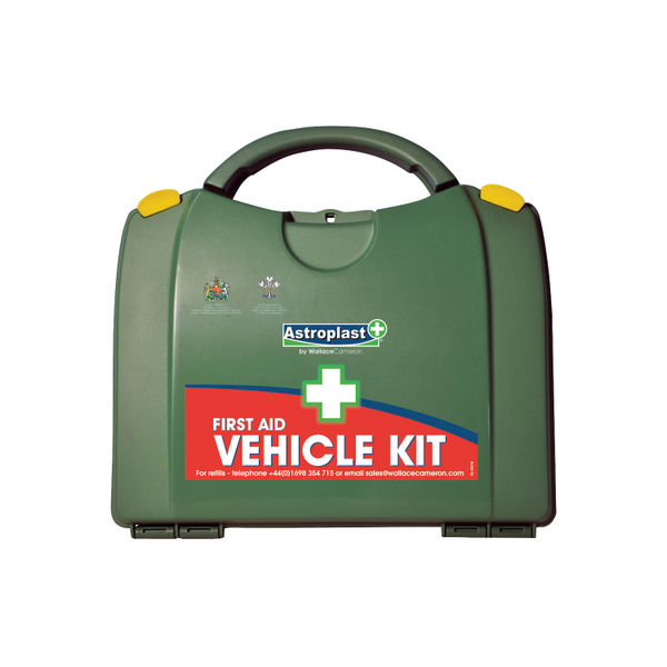 Wallace Cameron Green Vehicle First Aid Kit - 1020105